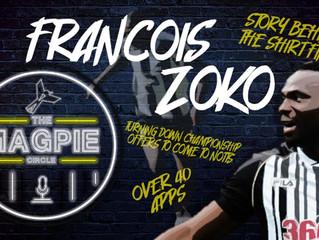 Francois Zoko: My Lucky 13