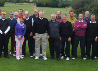 Lack of Support Causes Cancellation of Former Players' Annual Golf Day