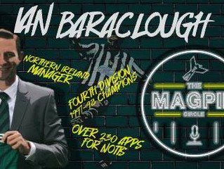 Ian Baraclough: Meadow Lane to Windsor Park