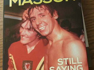 Don Masson - Still Saying Sorry