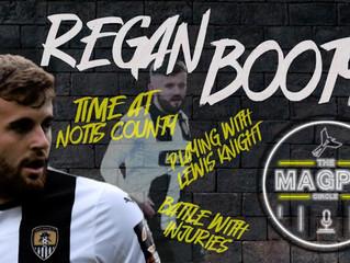 Regan Booty: Inside The Dressing Room