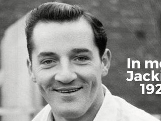 Notts County are deeply saddened to hear of the passing of Jackie Sewell.