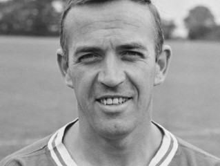 Former Notts Player Ron Wylie passes away.