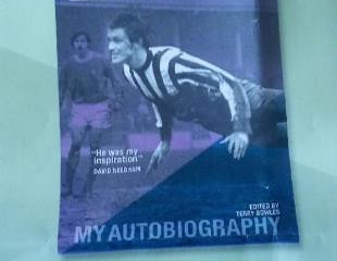Les Bradd to release his Autobiography in October 2017.