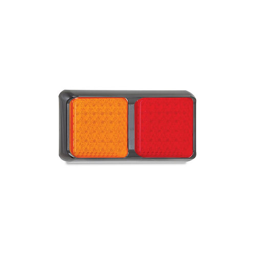 Stop/Tail Indicator 80BAR led Autolamps with 72 LEDs