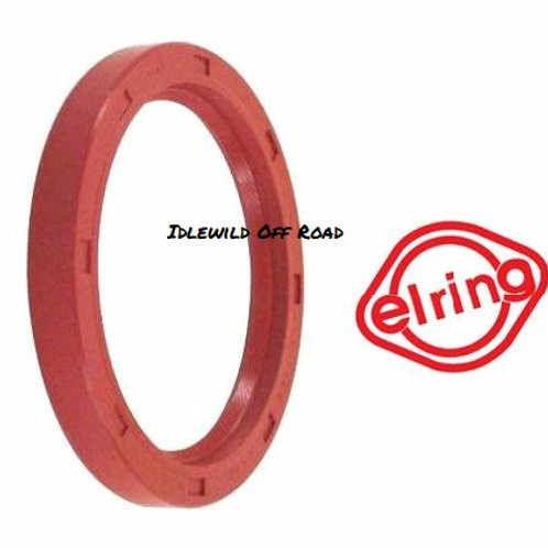 GERMAN ELRING RED SELICONE REAR MAIN SEAL 1200CC-1600CC