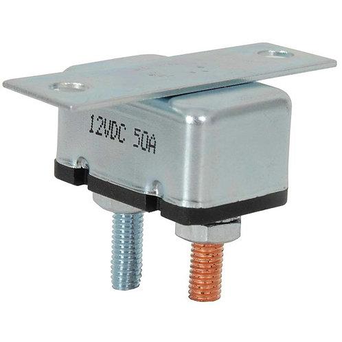Auto reset Circuit Breaker 50A 12V