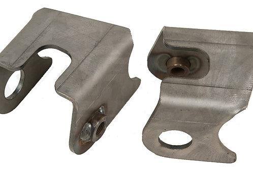 Heavy duty weld-in IRS Pivot boxes standard 13deg