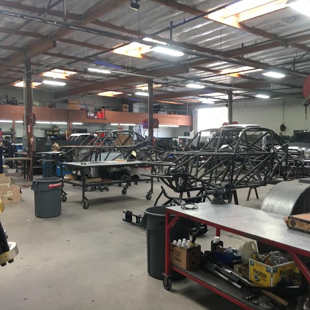 Inside Jimco's Workshop USA