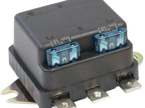 12v Twin Headlight Relay 30 Amp