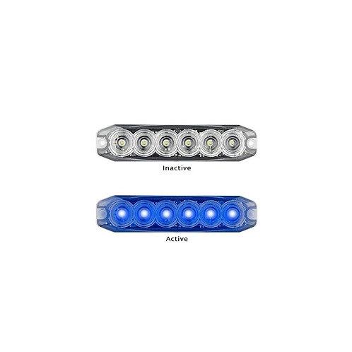 Blue Strobe light for racing 120035BM Led Autolamps
