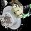 Thumbnail: Rear Disc Brake Conversion Kit - Ford Ranger & Mazda BT50 10/2011-2020