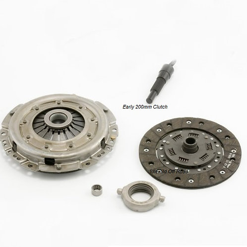 Early Bug Clutch kit 200mm with center ring