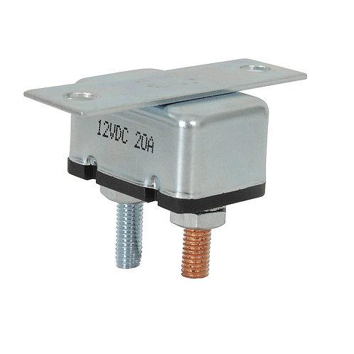 Auto reset Circuit Breaker 20A 12V