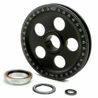 VW Sand Seal pulley