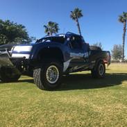 Trophy truck at Targa West