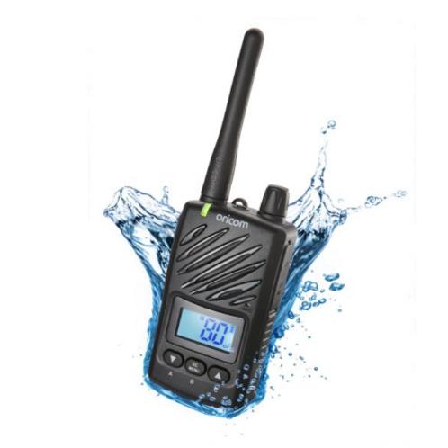 ORICOM ULTRA550 5 Watt Handheld UHF CB Radio 4x4 camping / fishing & Off Road