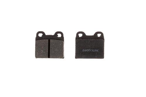 DUAL PIN BRAKE PAD SET FOR VW TYPE 1 BUG/GHIA - TYPE 3 SQUAREBACK
