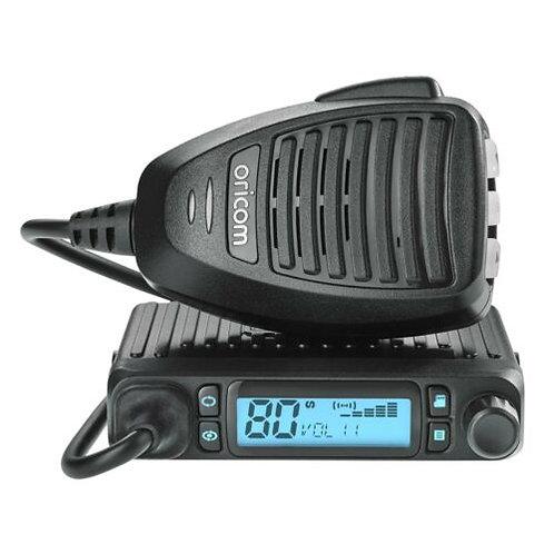 Oricom DTX4300 5 Watt 80CH CB UHF In-Vehicle Ultra Compact Micro Sized Radio