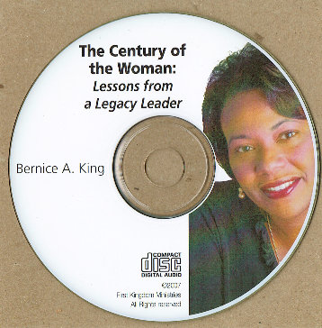 """The Century of the Woman"" CD"