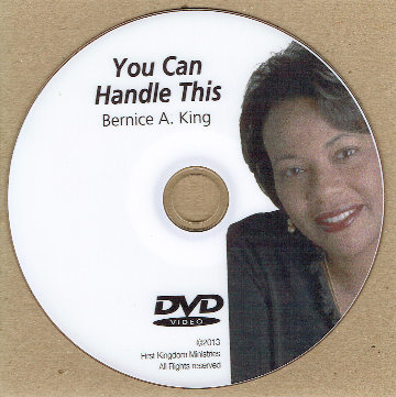 """""""You Can Handle This"""" DVD"""