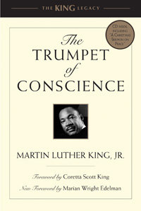 Trumpet of Conscience Book