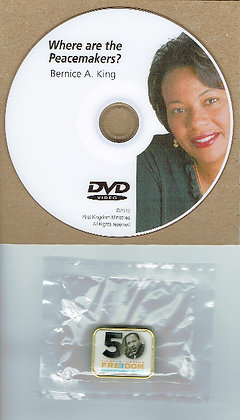 """Where Are The Peacemakers?"""" DVD Combo"""