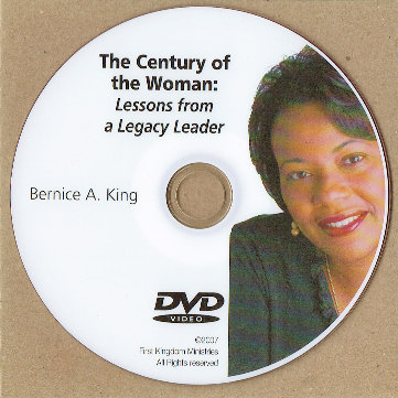 """""""The Century of the Woman"""" DVD"""