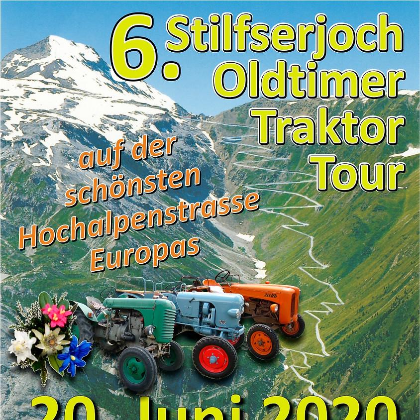 Stilfserjoch Traktor Tour 2020-2021-2022