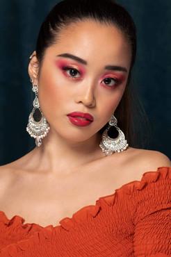 maquillage beauté mode, shooting photo, studio, maquilleuse professionnelle