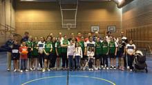 Torneo de Baloncesto Hijas-Padres en Senara