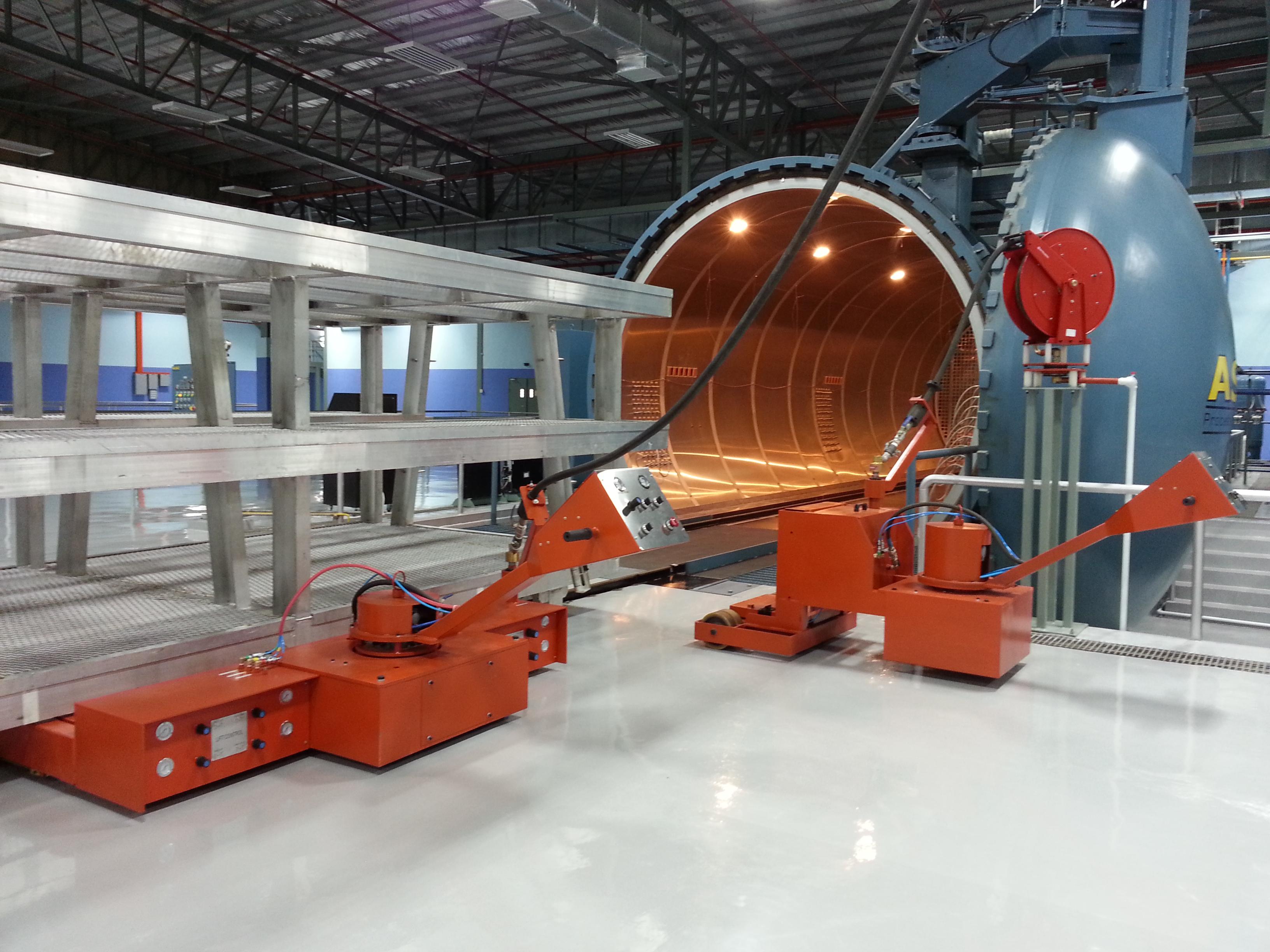 波音(天津)复合材料有限公司 & 波音(马来西亚)先进材料有限公司