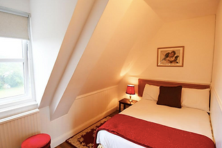 Small double room at The Manor at Bickley