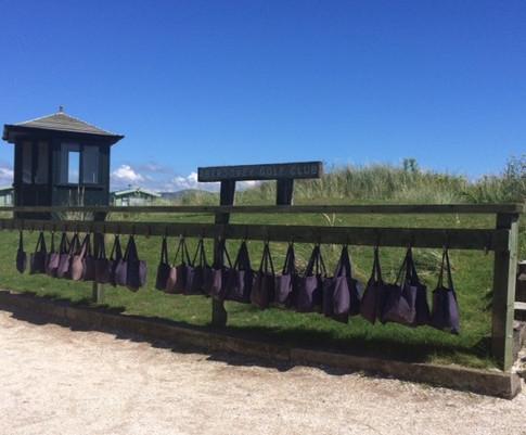 The Divot Bag Company