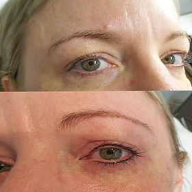eyeliner before and after for new websit