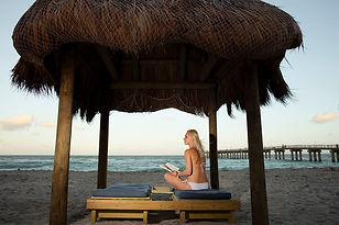 Girl Reading Book - Tiki - Pier.jpg