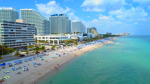 fort-lauderdale-beach-resorts-aerial-dro