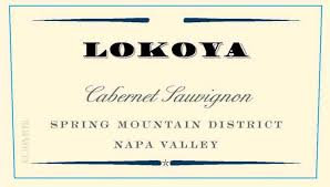 *2006 Lokoya Spring Mountain Cabernet Sauvignon