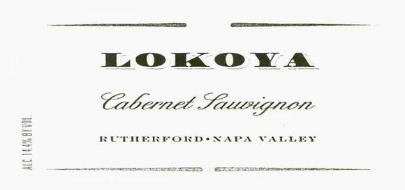 *1995 Lokoya Rutherford Cabernet Sauvignon