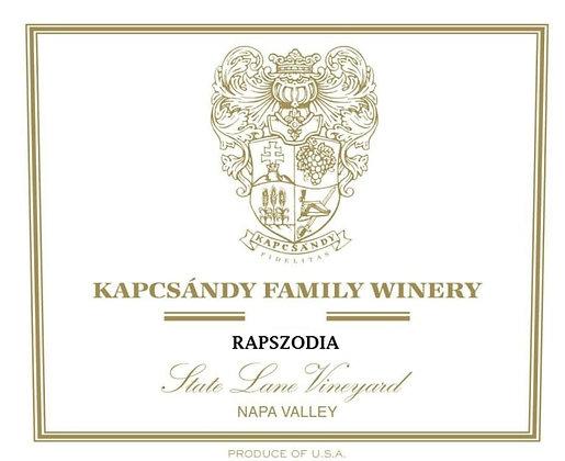 *2014 Kapcsandy Rapszodia