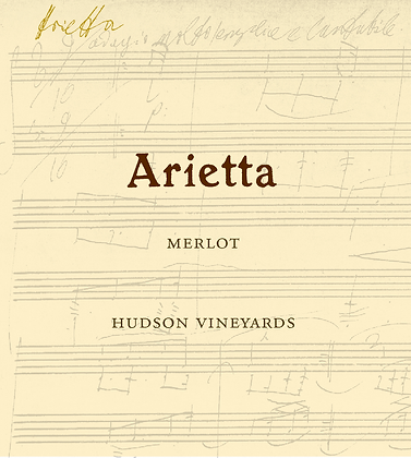 *2006 Arietta Hudson Merlot