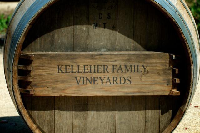 Kelleher Family Vineyards - Napa