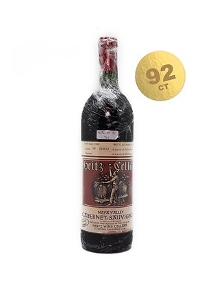 *1990 Heitz Martha's Vineyard Cabernet Sauvignon