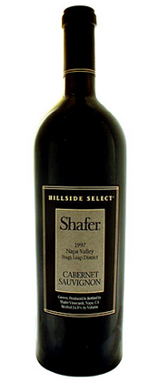 *1997 Shafer Hillside Select Cabernet Sauvignon (1500ml)