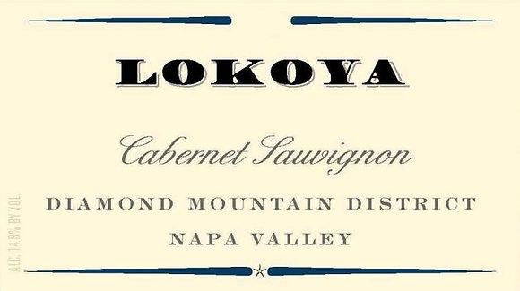 *2005 Lokoya Diamond Mountain Cabernet Sauvignon