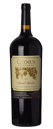 *Caymus Special Selection Cabernet Sauvignon (1500ml)