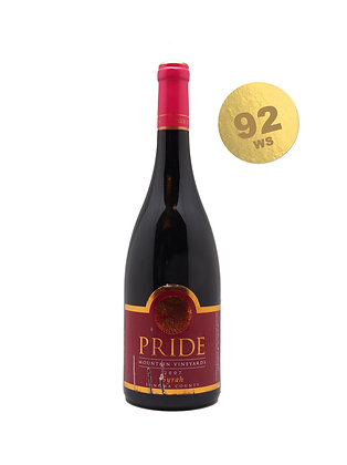 *2007 Pride Mountain Syrah