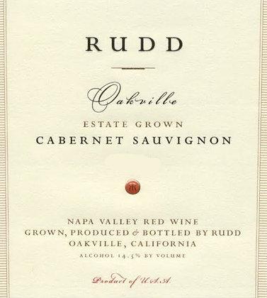 *2005 Rudd Cabernet Sauvignon (1500ml)