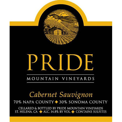 *2006 Pride Mountain Cabernet Sauvignon (1500ml)