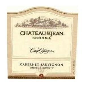 *Chateau St Jean Cinq Cepages Cabernet Sauvignon